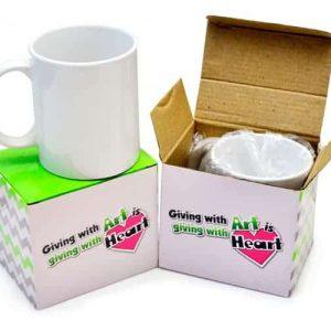 White Mug Printing Shah Alam