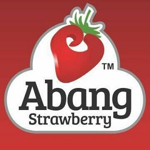 logo abang strawberry cameron highland