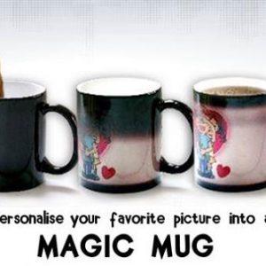 Magic Mug Printing Shah Alam
