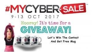 MyCyberSale Contest