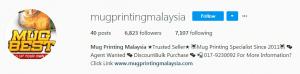 mug printing malaysia instagram